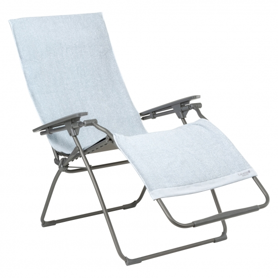 Lafuma Mobilier Littoral Frottee Cover für Relax Stühle Embrun LFM2972.9300